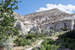 Exotic Geography Cappadocia Royalty Free Stock Image