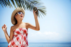 Exotic holiday Stock Photography