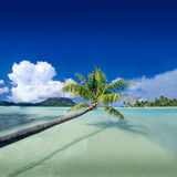 Exotic Holiday Destination Royalty Free Stock Photos