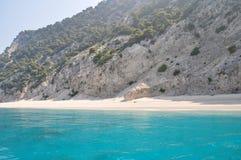 Exotic island Stock Image