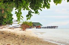 Exotic Island Beach Royalty Free Stock Image