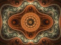 Exotic Jewel Stock Image