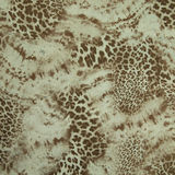 Exotic Leather Print Texture Stock Photography