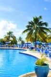 Exotic resort Royalty Free Stock Photos