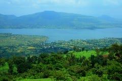 Exotic Satara landscape Stock Image