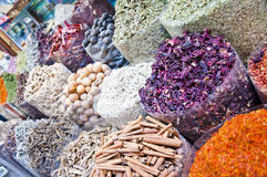 Exotic Spice Stock Photography