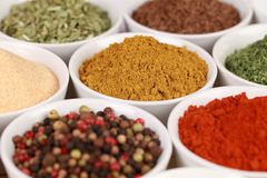 Exotic Spices Royalty Free Stock Photo