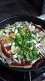 Exotic Tomyam Thai Dishes Royalty Free Stock Image