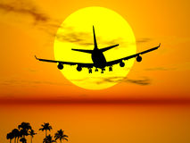 Exotic travel Stock Images