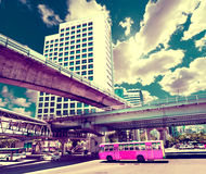 Exotic travels and adventures .Thailand trip.Bangkok city Royalty Free Stock Images