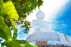 Exotic travels and adventures .Thailand trip.Buddha and landmarks Royalty Free Stock Photography