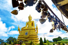 Exotic travels and adventures .Thailand trip.Buddha and landmarks Stock Images