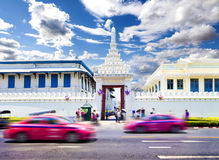 Exotic travels and adventures .Thailand trip.Buddha and landmarks. Royal palace thailand.Bangkok city landmarks royalty free stock photo