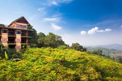 Exotic travels and adventures .Thailand trip.Chiang Mai landmarks Stock Photo
