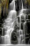 Exotic waterfalls Stock Images