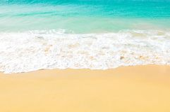 Exotic waves in Cape Verde Stock Photo