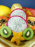Exotisch fruit Royalty-vrije Stock Foto's