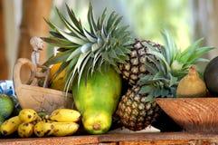 Exotisch fruit van Zanzibar Royalty-vrije Stock Foto's