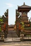 Exotische Balinese architectuur Stock Fotografie