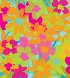 Exotische Blumen Lizenzfreies Stockbild