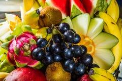Exotische Früchte Stockbilder