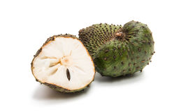 Exotische Früchte sauer Sobbe lizenzfreies stockbild