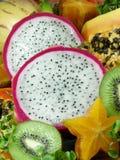 Exotische Frucht Lizenzfreies Stockfoto