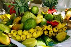 Exotische Frucht Lizenzfreie Stockfotos