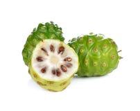 Exotische Frucht - Noni Lizenzfreies Stockbild