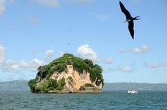 Exotische Insel Stockfotos