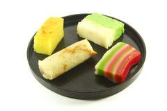 Exotische Kleine Cakes Stock Fotografie