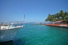 Exotische reis in mooie Andaman eilanden, Azië Stock Foto