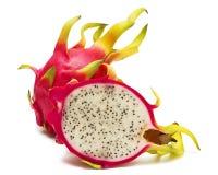 Exotische siamesische Frucht. Drachefrucht - Geow Mangon. Lizenzfreie Stockfotos