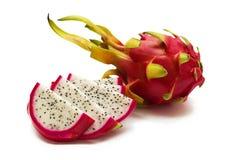 Exotische siamesische Frucht. Drachefrucht - Geow Mangon. Stockbilder