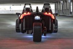 Exotische sportwagen Royalty-vrije Stock Fotografie