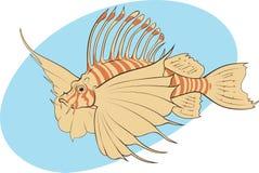 Exotische tropische Fische Stockbilder
