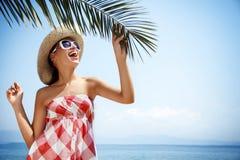 Exotische vakantie Stock Fotografie