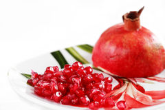 Exotische vruchten Stock Afbeelding