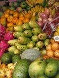 Exotische vruchten Royalty-vrije Stock Fotografie