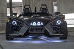 Exotisches Sportauto lizenzfreie stockfotografie