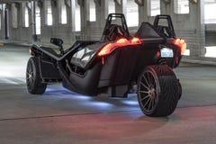 Exotisches Sportauto stockfoto