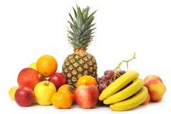 exotisk fruktset Arkivbild
