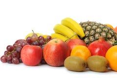 exotisk fruktset Arkivbilder