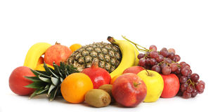 exotisk fruktset Royaltyfri Fotografi