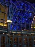 exotisk korridor Fotografering för Bildbyråer