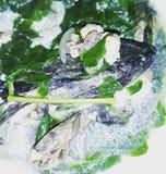 Exotisk mat från lantgården royaltyfri bild