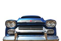 exotisk retro tappning för 70th bil 60 Arkivbilder