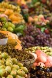 exotiska frukter för 1 sortiment Royaltyfri Fotografi