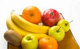 exotiska frukter för sortiment Royaltyfri Fotografi
