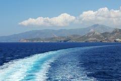 expédition de mer Photo libre de droits